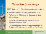 canadian chronology4