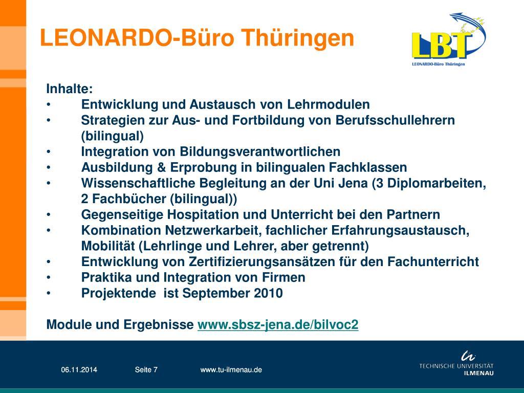 PPT - Technische Universität Ilmenau PowerPoint ...