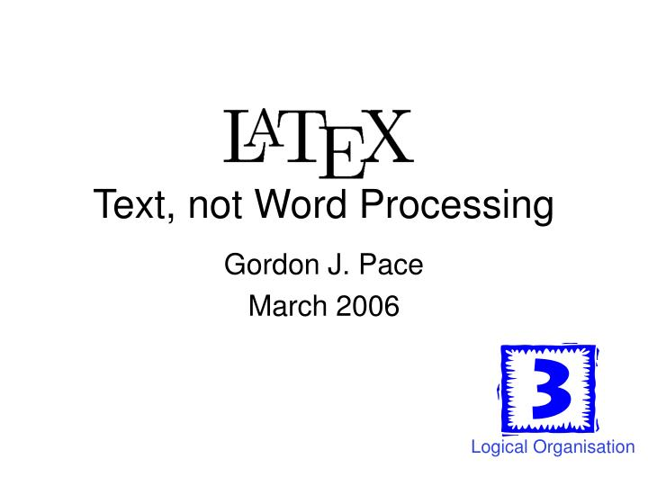 text not word processing n.
