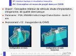 sp1 interface haptique et visualisation immersive a4 conception et revue de projet dans un cave