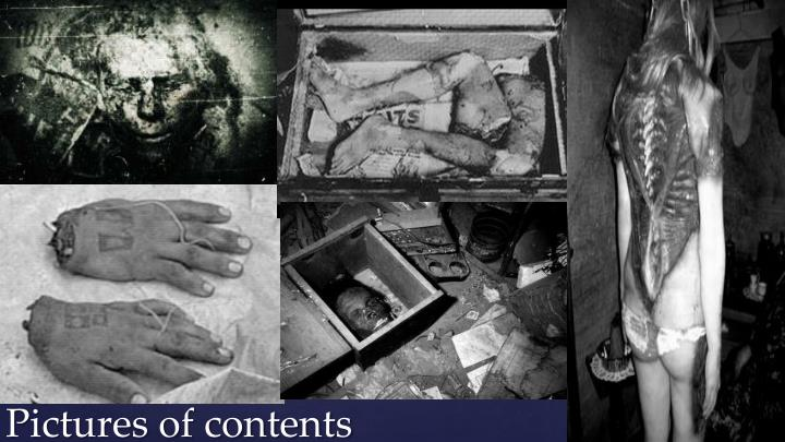 Pictures of contents