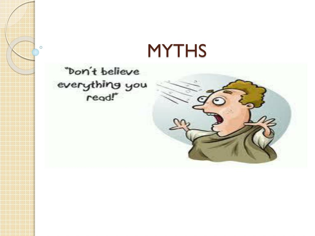 Ppt Myths Powerpoint Presentation Free Download Id 6246245