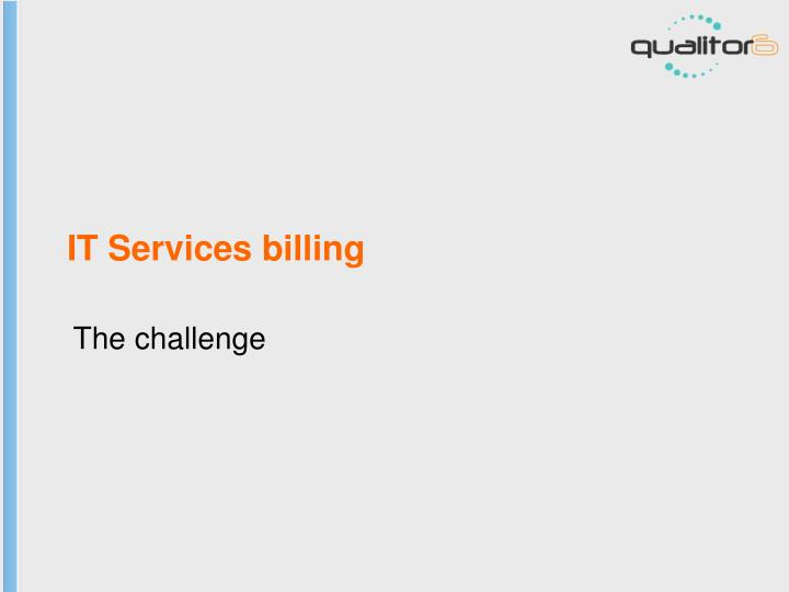it services billing n.
