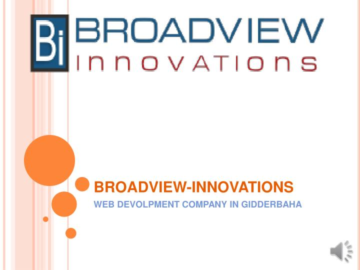 broadview innovations n.