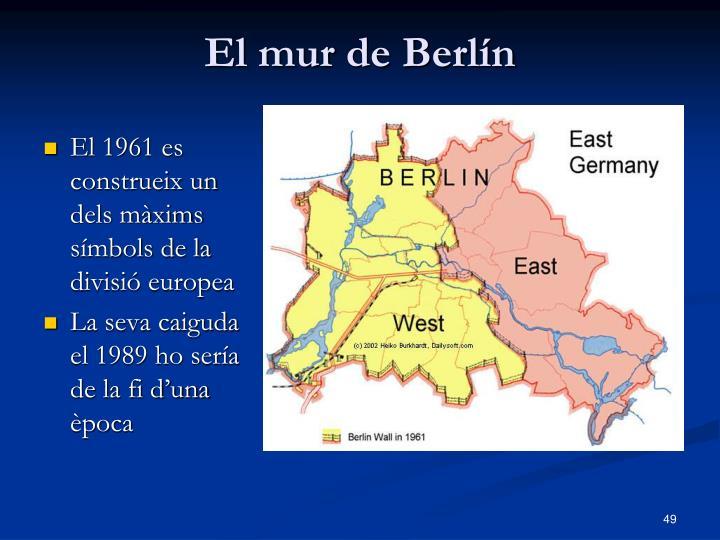 El mur de Berlín