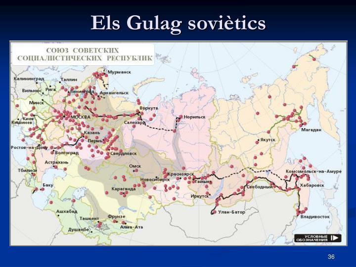 Els Gulag soviètics