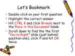 let s bookmark