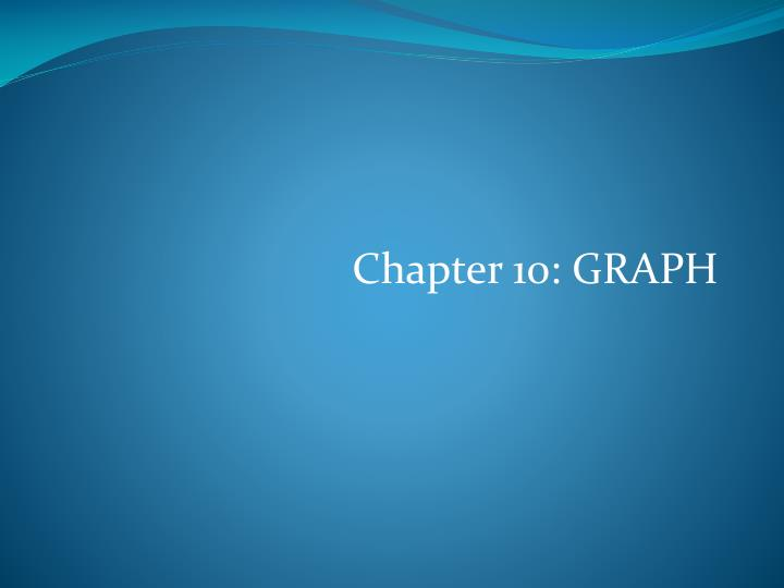 chapter 10 graph n.