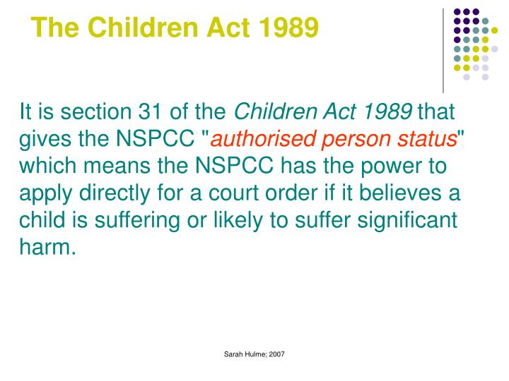 section 47 childrens act 1989