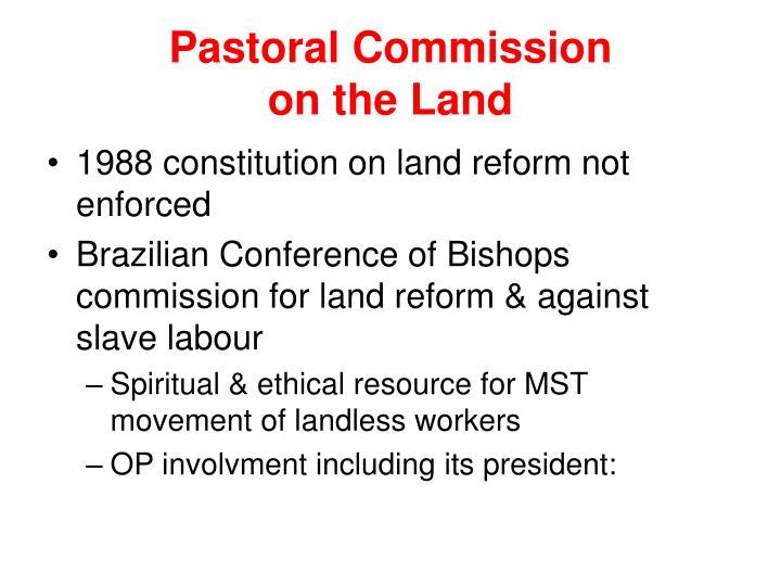 Pastoral Commission
