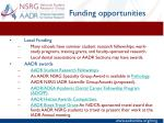 funding opportunities2