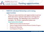 funding opportunities4