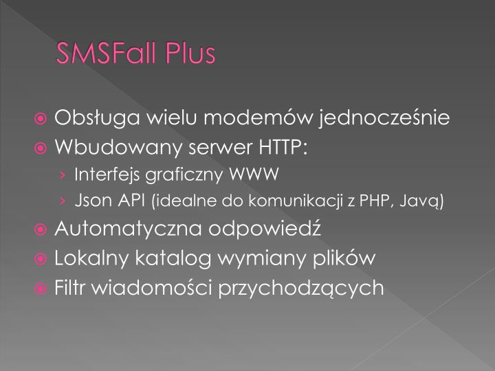 SMSFall
