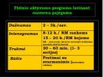 fizinio aktyvumo programa lavinant raumen paj gum