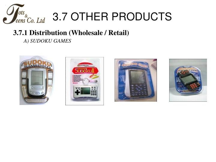 3 7 other products n.