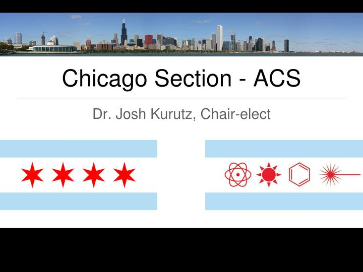 chicago section acs n.