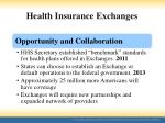 health insurance exchanges4