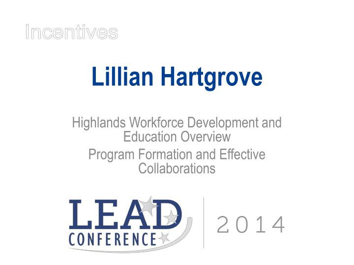Lillian Hartgrove