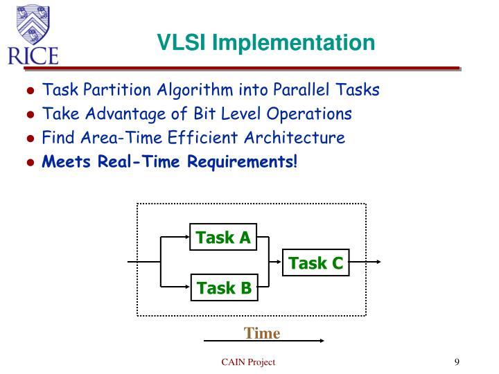 VLSI Implementation