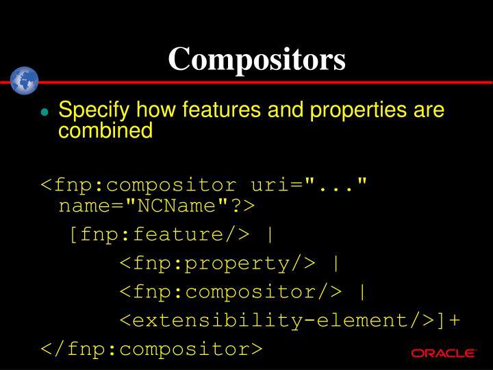 Compositors