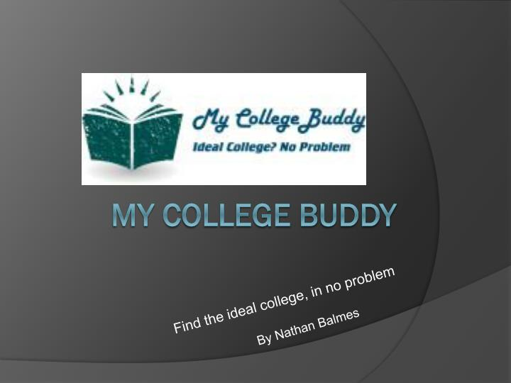 find the ideal college in no problem n.