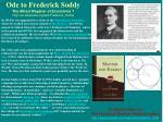 ode to frederick soddy the alfred wegener of economics http en wikipedia org wiki frederick soddy