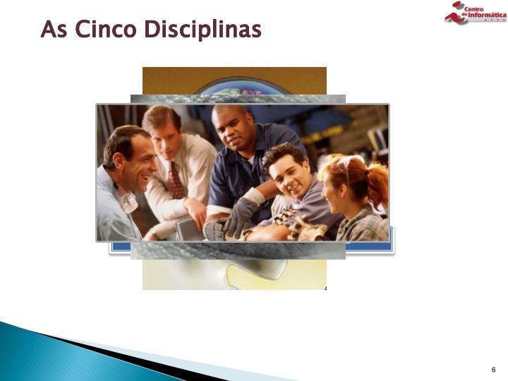 As Cinco Disciplinas