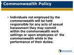 commonwealth policy4