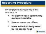 reporting procedure3