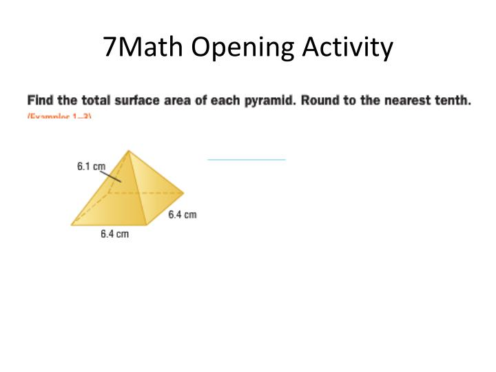 7math opening activity n.