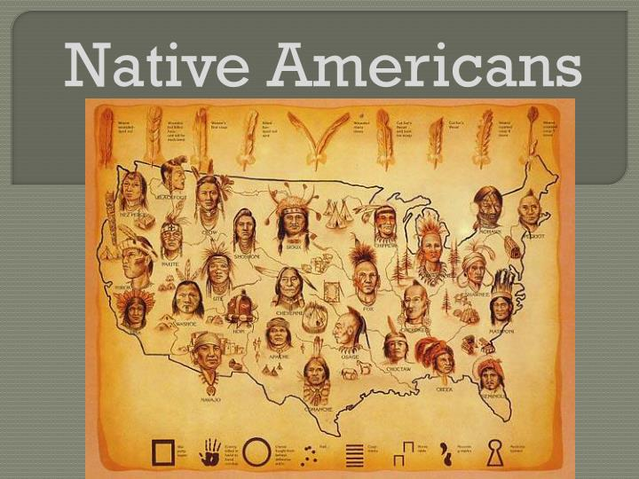 history of native americans