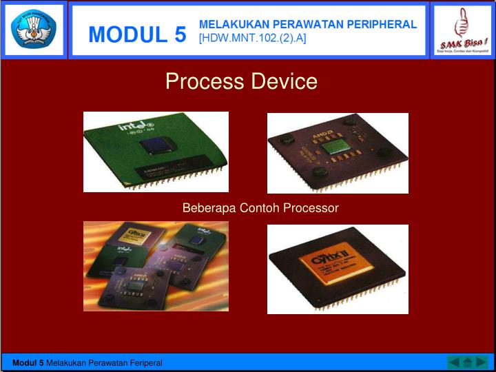 contoh process device