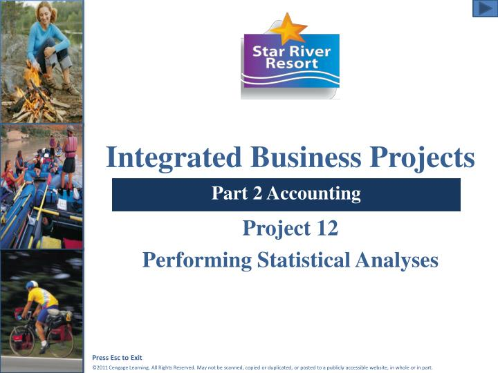 integrated business projects n.
