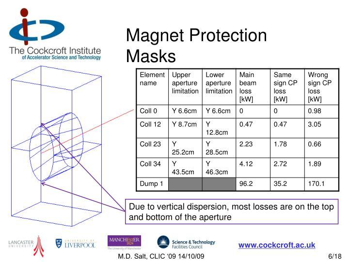 Magnet Protection Masks
