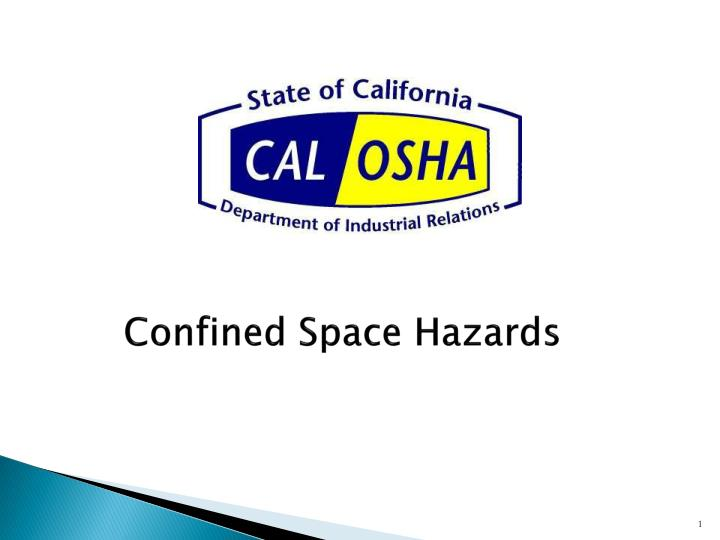 confined space hazards n.