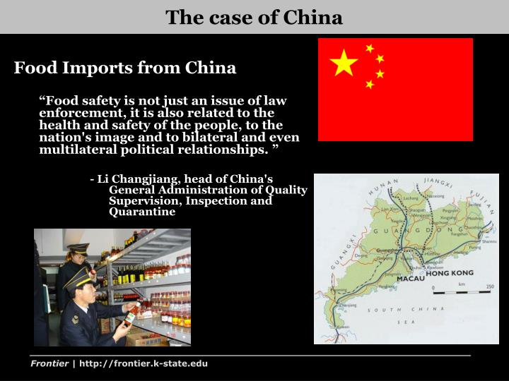 food globalization in china It is often said that globalization and multinational fast food companies threaten both local food cultures and local enterprises but is that really true.