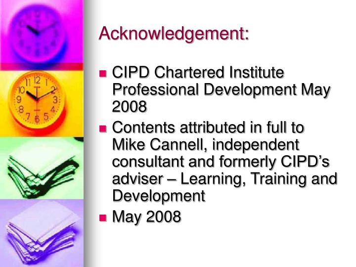 cipd assessment activity 3rai essay How does the organisation collect information through data from other organisations, through meetings with participants and surveys what equipment does the organisation use to collect, organise, process and maintain information.