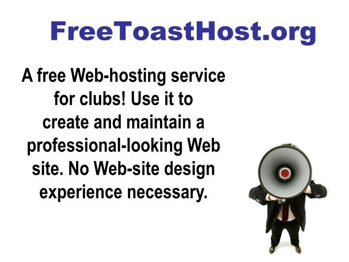 FreeToastHost.org