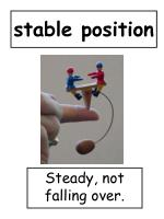stable position