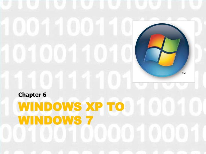 PPT - Windows XP to Windows 7 PowerPoint Presentation - ID ...