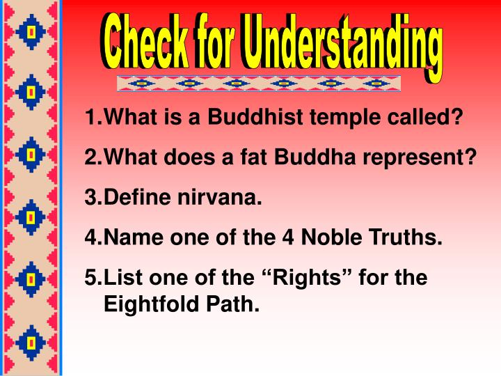4 noble truths list