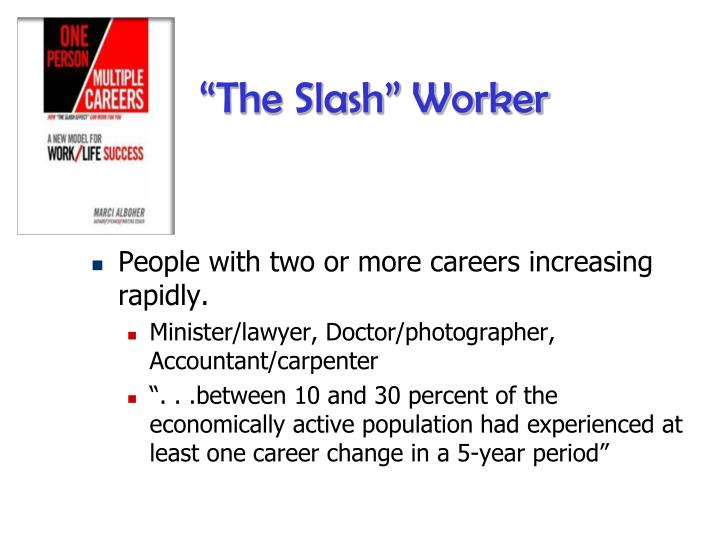 """The Slash"" Worker"