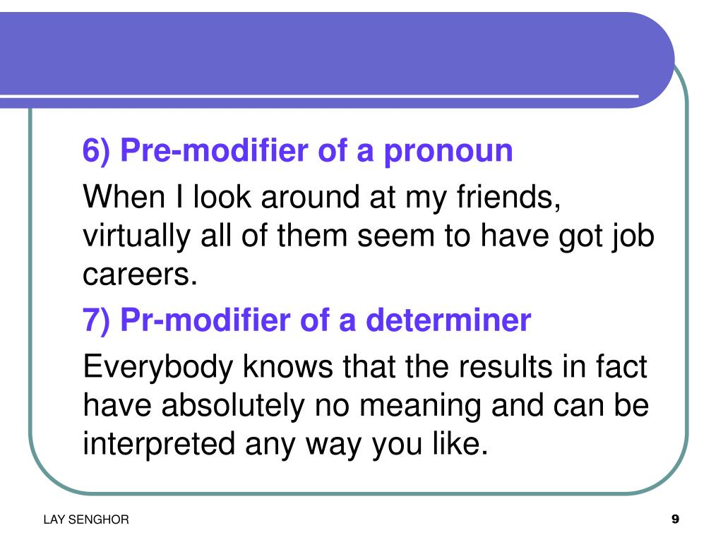PPT - ADVERB PHRASE 016940392 PowerPoint Presentation - ID