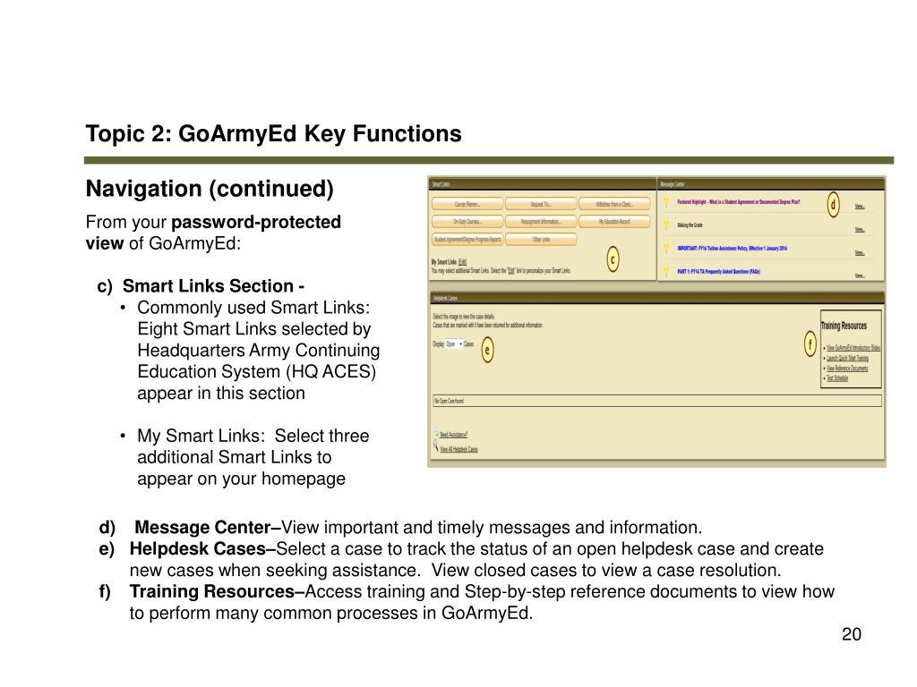 Phenomenal Ppt Go Army Ed Powerpoint Presentation Id 6264254 Home Remodeling Inspirations Genioncuboardxyz