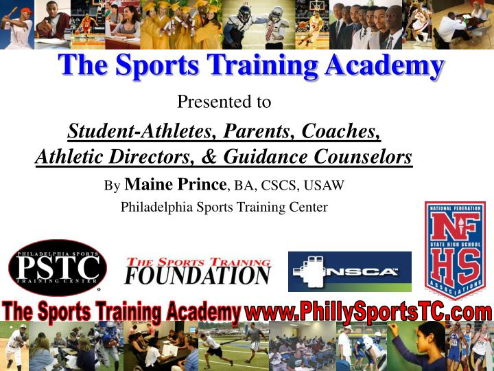the sports training academy n.