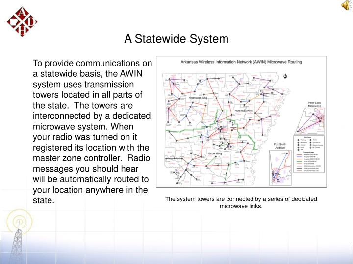 A Statewide System