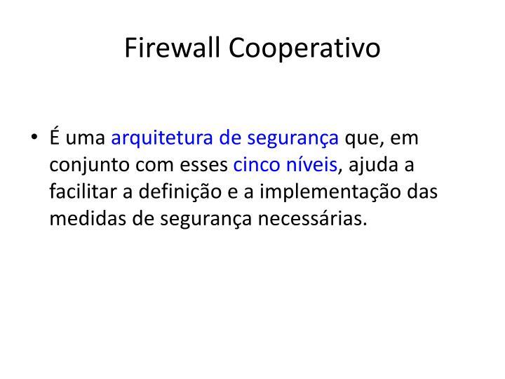Firewall Cooperativo
