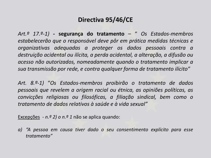 Directiva 95/46/CE