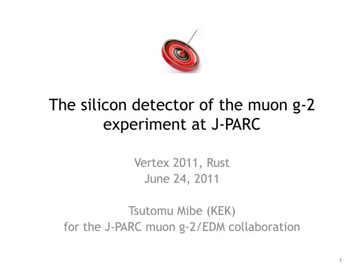 the silicon detector of the muon g 2 experiment at j parc n.