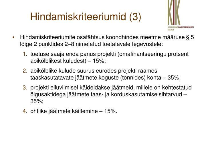 Hindamiskriteeriumid (3)